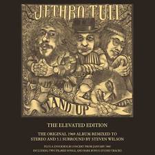 Jethro Tull – Stand Up – Elevated Edition (2cd/DVD)