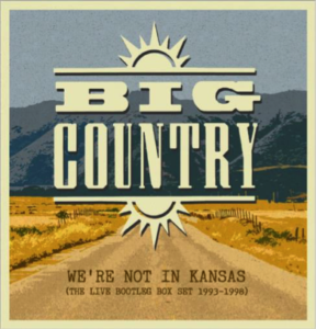 We're not in Kansas: The Live Bootleg box set 1993-1995