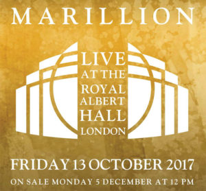 """All One Tonight"" – Marillion live at the Royal Albert Hall"