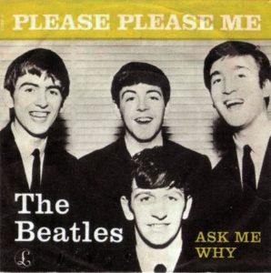 Beatles Project #3 Please Please Me