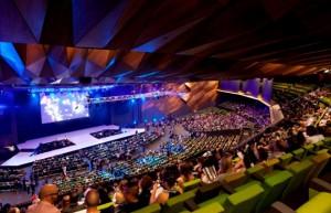 Nick Cave in concert