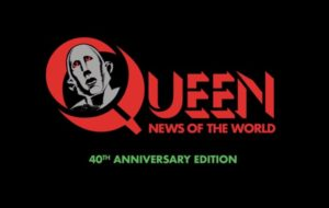 "Queen – ""News Of The World"" 40th Anniversary Edition"