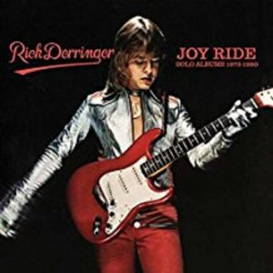 Rick Derringer – Joy Ride: 1973 – 80