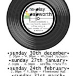 Re-Play Papworth: Sunday afternoon vinyl playbacks