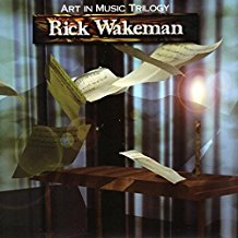 Rick Wakeman – The Art In Music Trilogy