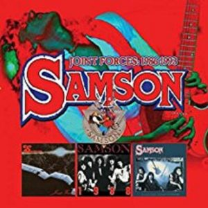 Samson – Joint Forces 1986-1993