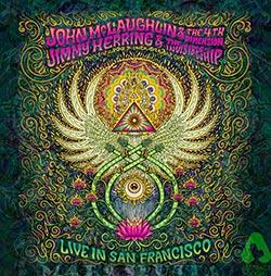 John McLaughlin 'Live in San Francisco' ahoy