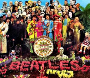 The Beatles – Sergeant Pepper's Lonely Hearts Club Band (1967)
