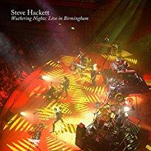 Steve Hackett – Wuthering Nights : Live In Birmingham (2CD/2DVD)