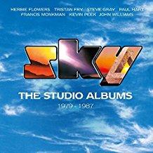 Sky – The Studio Albums 1979 – 1987