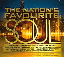 The Nation's Favourite Soul Album (3CDs)