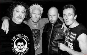 The Outcasts + ARSE