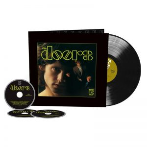 The Doors 50th Anniversary Re-Issue