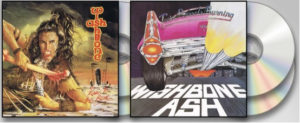 Wishbone Ash – Twin Barrels Burning/Raw To The Bone